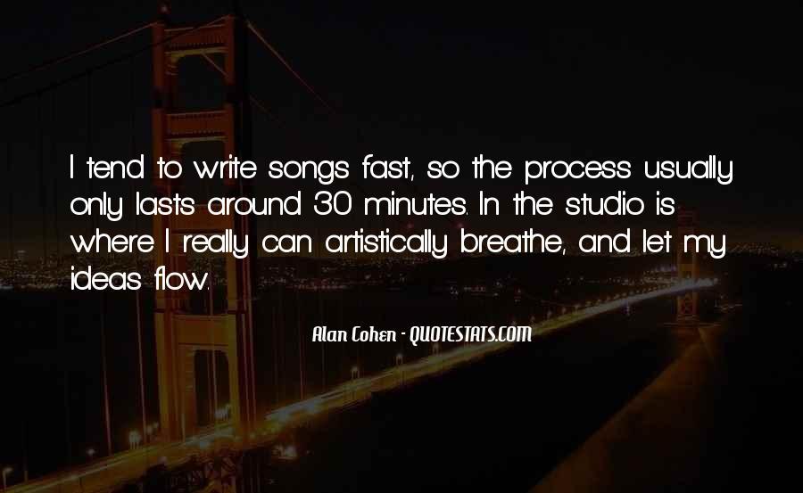 Flow'ry Quotes #32710