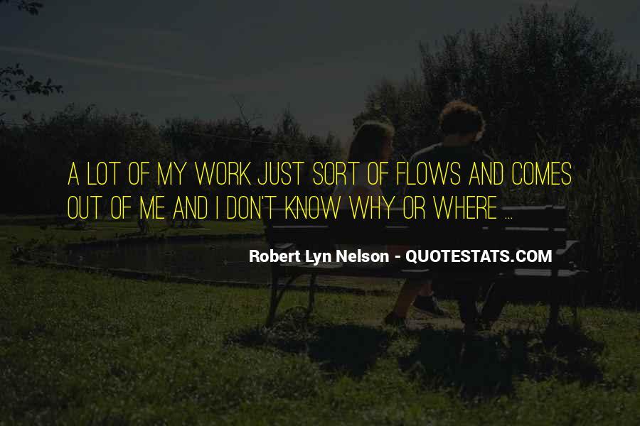 Flow'ry Quotes #52187