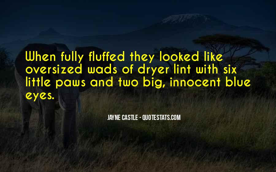 Fluffed Quotes #1258129