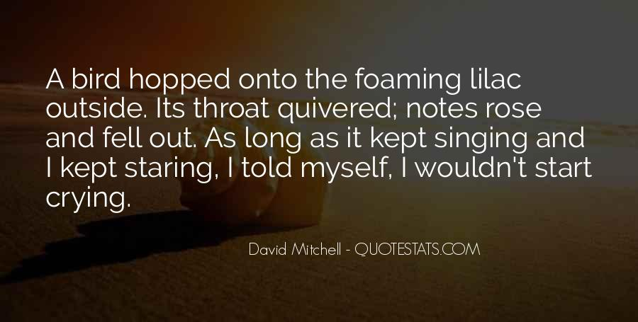 Foaming Quotes #988510