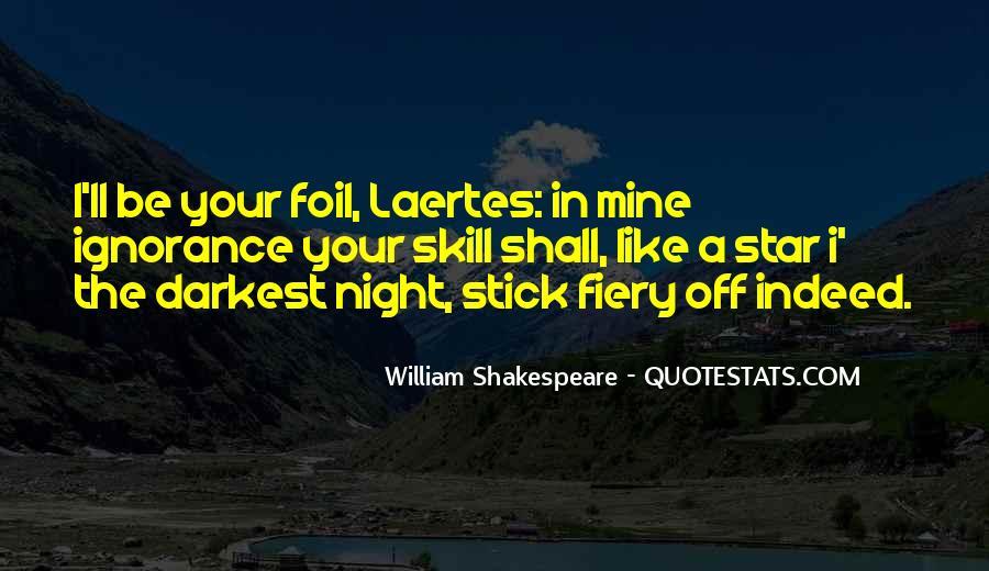Foil'd Quotes #670442