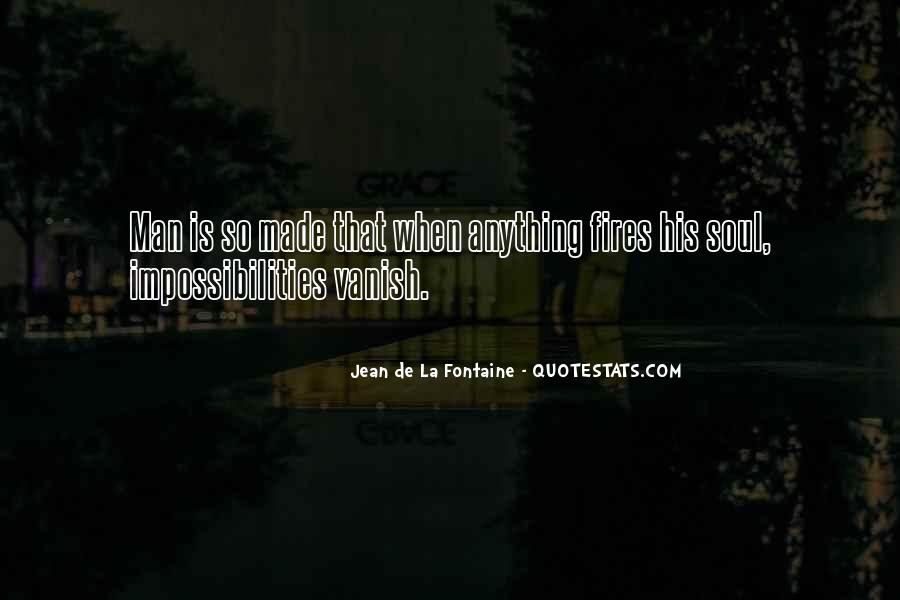 Fontaine's Quotes #10521