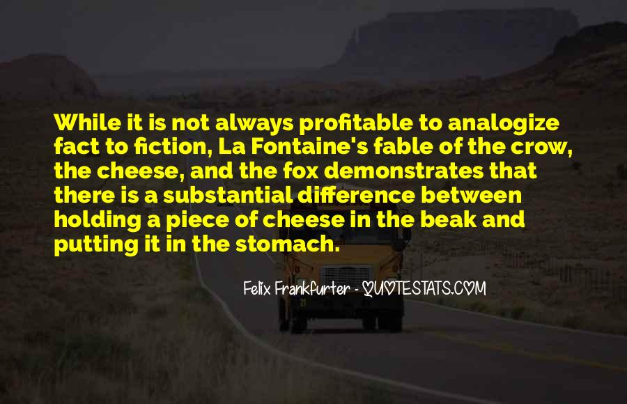 Fontaine's Quotes #1054294