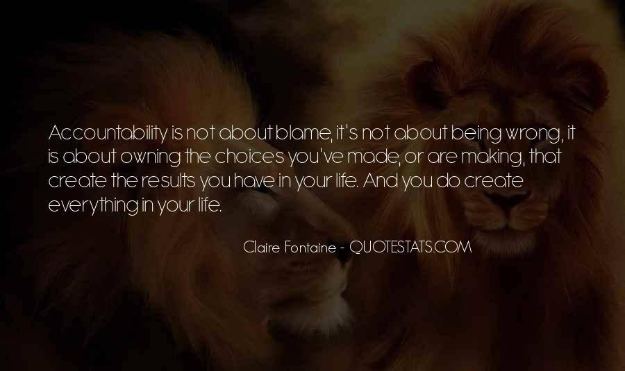 Fontaine's Quotes #1764667