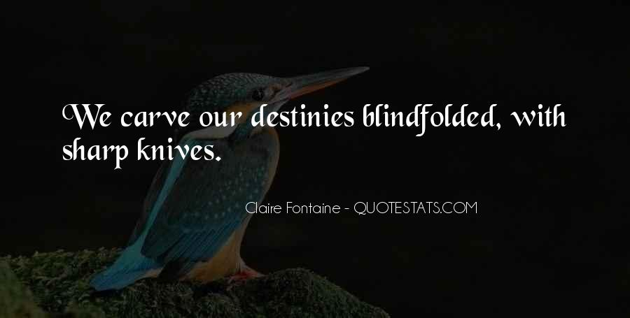 Fontaine's Quotes #177987