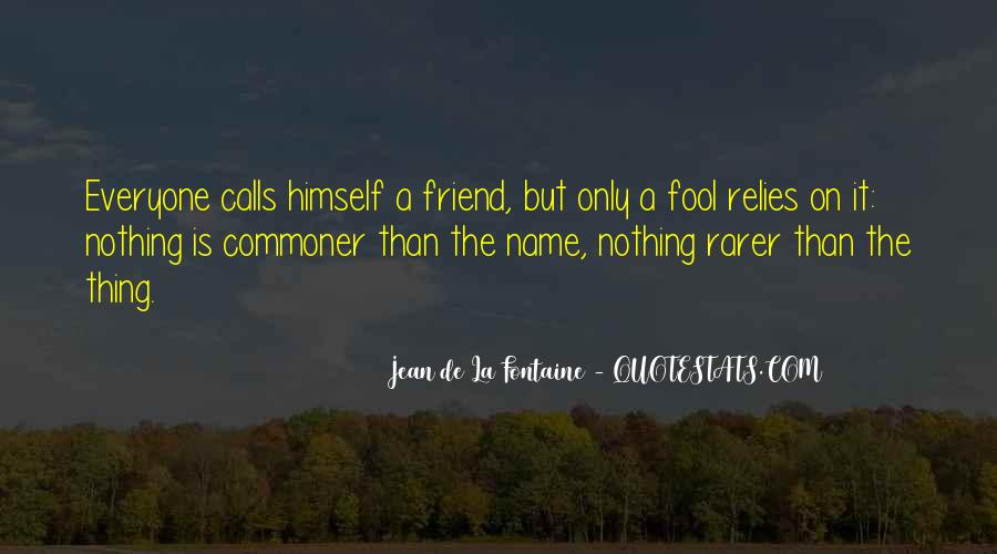 Fontaine's Quotes #18118