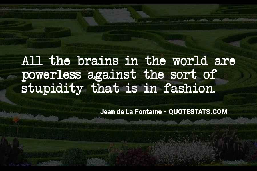 Fontaine's Quotes #192775