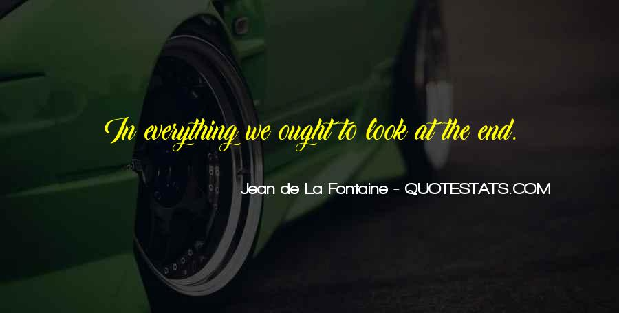 Fontaine's Quotes #224796