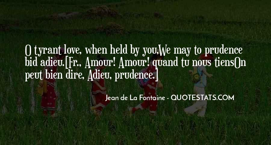Fontaine's Quotes #312823
