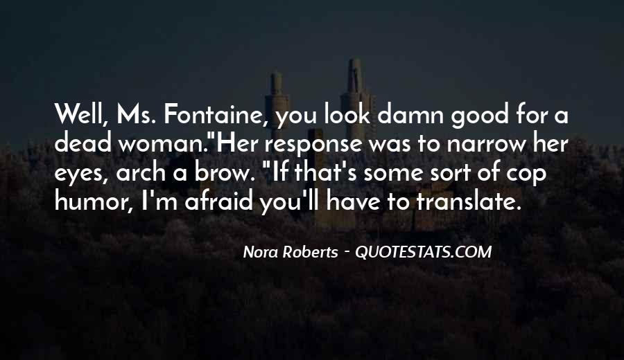 Fontaine's Quotes #789189