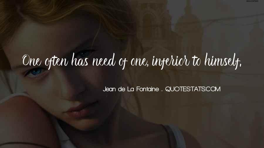 Fontaine's Quotes #84913