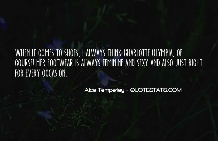 Footwear's Quotes #201095