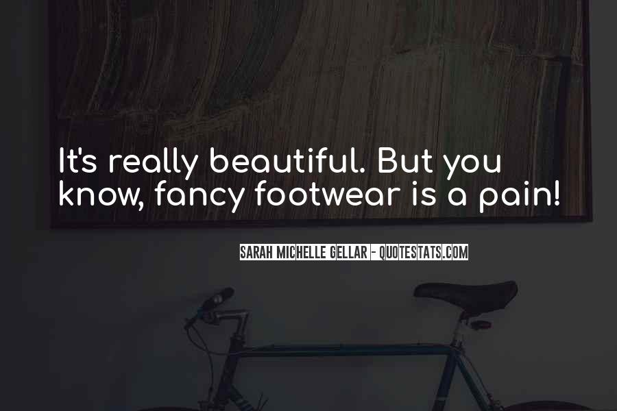 Footwear's Quotes #330293