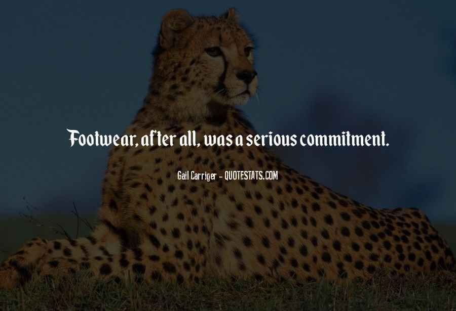 Footwear's Quotes #419787