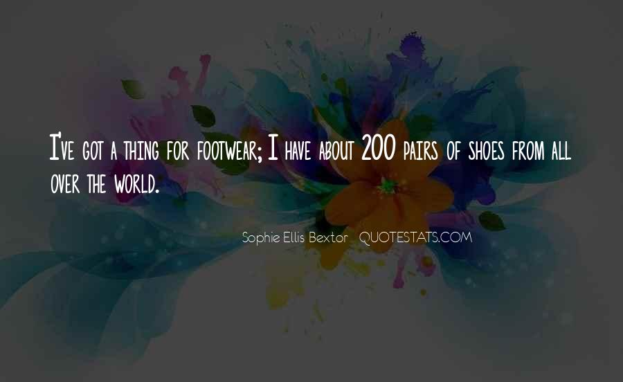 Footwear's Quotes #728551