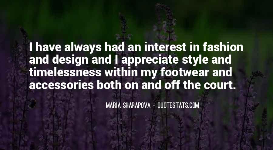 Footwear's Quotes #789201