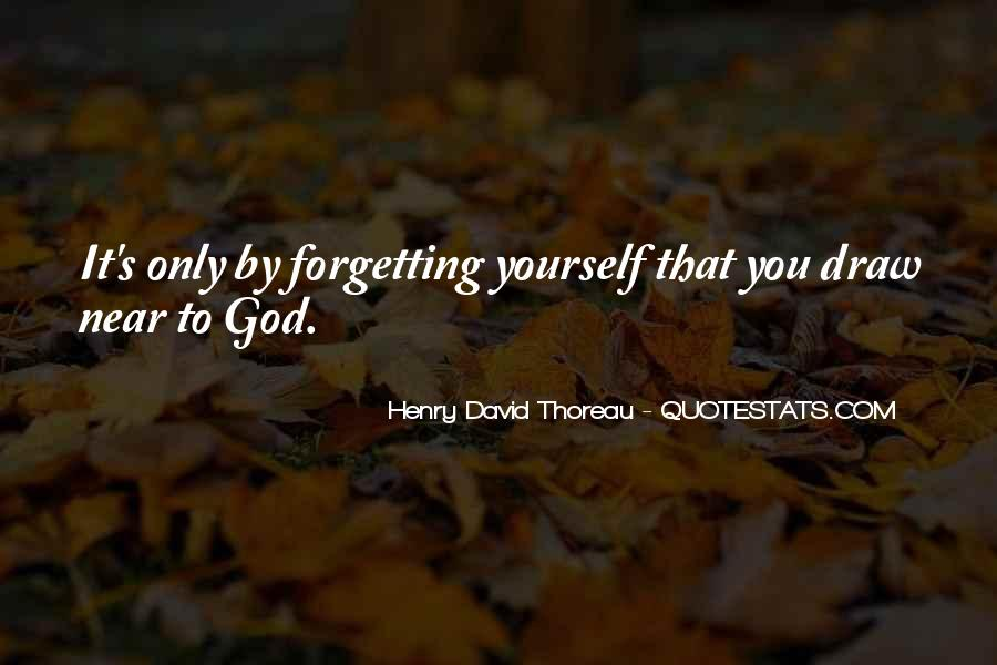 Forgetting's Quotes #314134