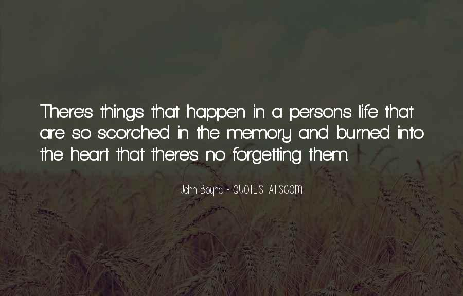 Forgetting's Quotes #438754