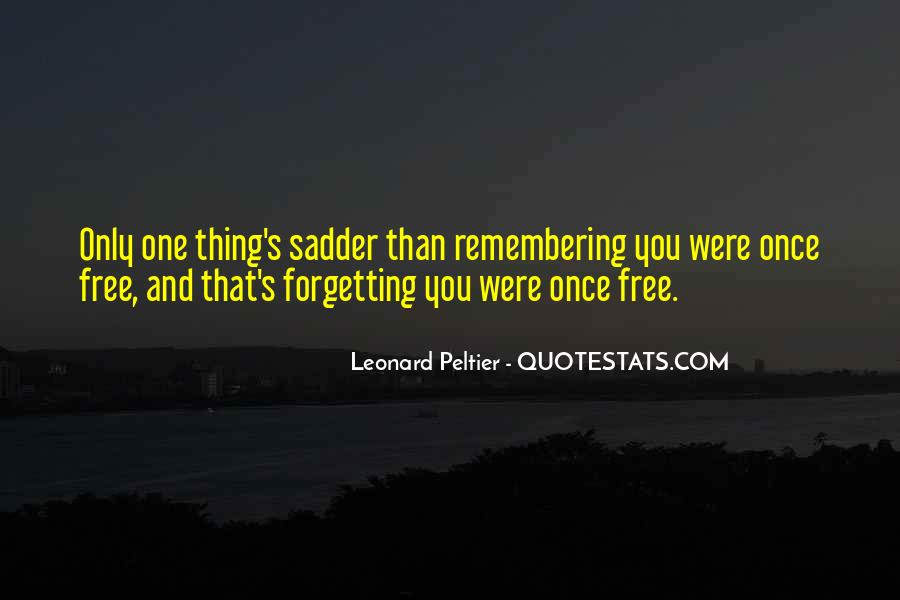 Forgetting's Quotes #472049