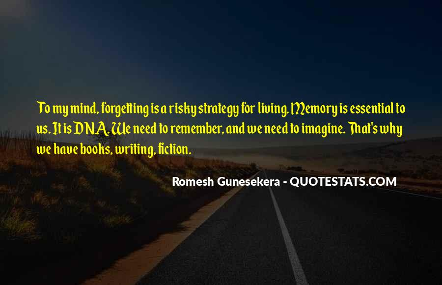 Forgetting's Quotes #570289