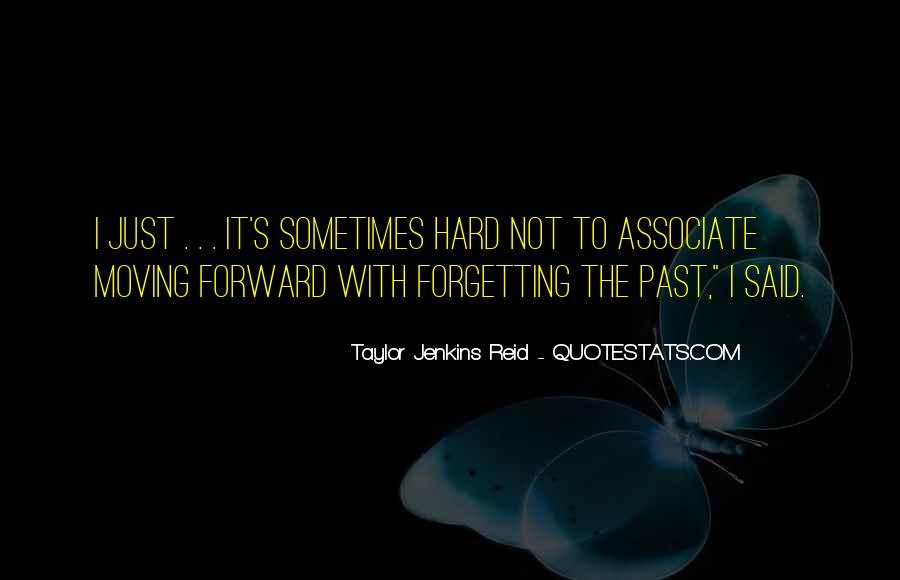 Forgetting's Quotes #908057