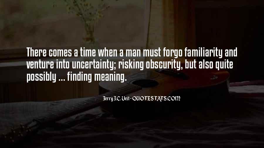 Forgo Quotes #1446283