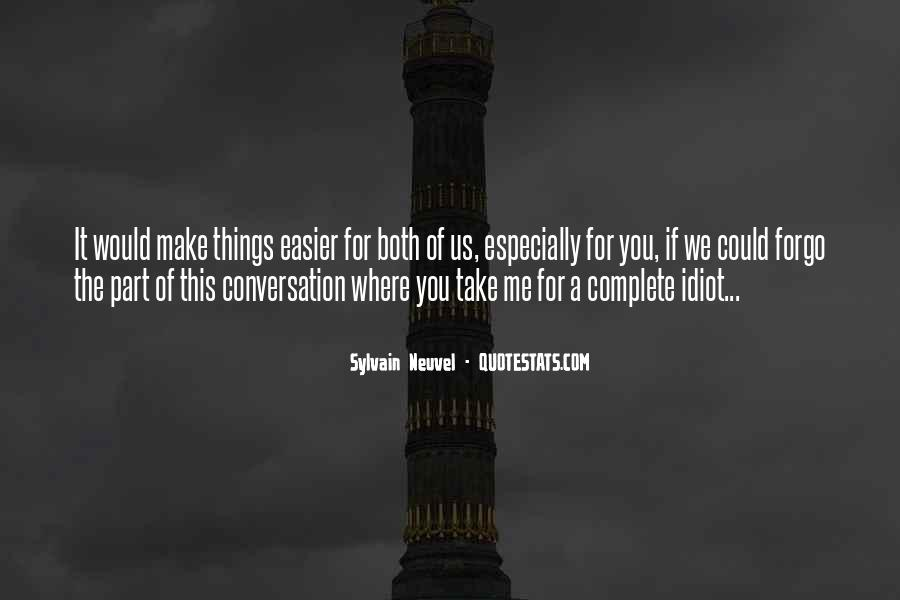Forgo Quotes #711077