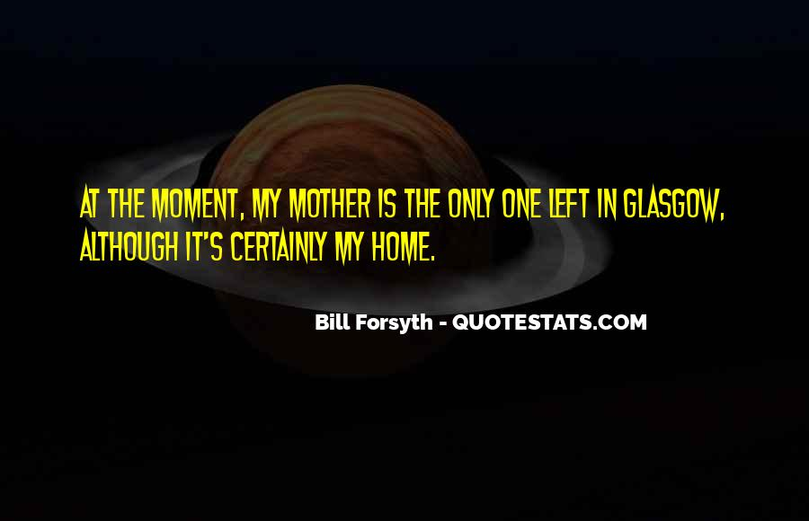 Forsyth's Quotes #114680
