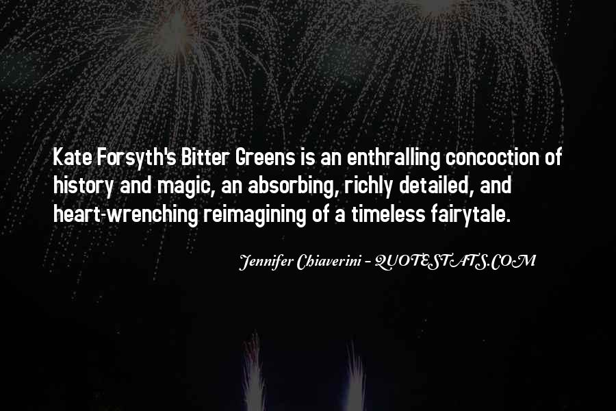 Forsyth's Quotes #1493483