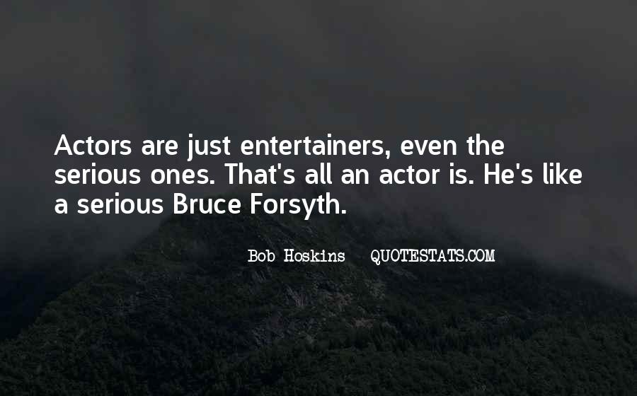 Forsyth's Quotes #1821327