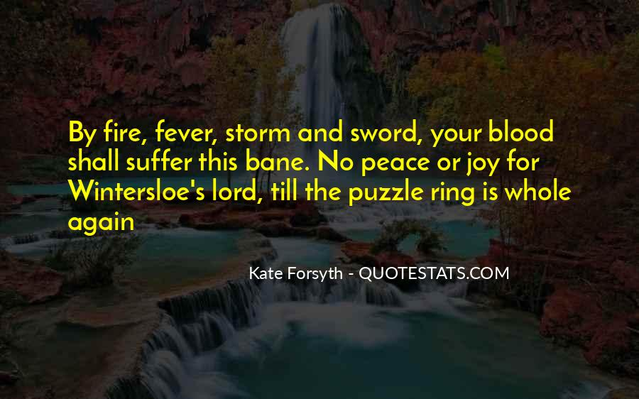 Forsyth's Quotes #450522