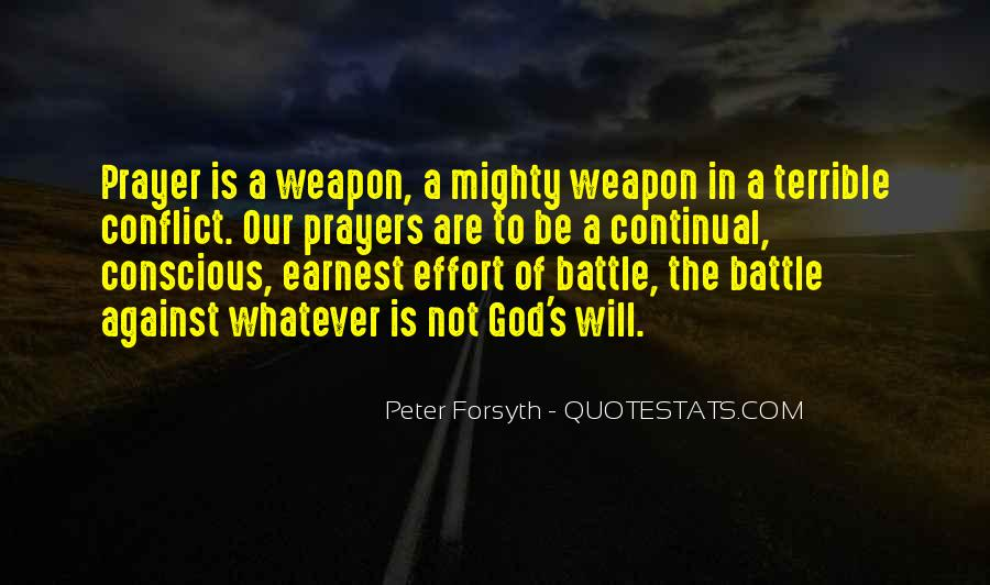 Forsyth's Quotes #767426