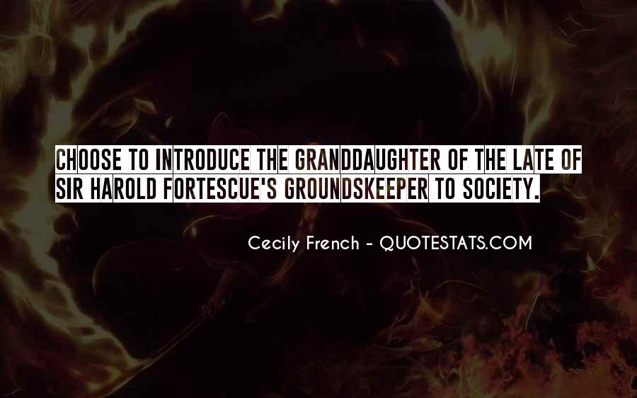 Fortescue Quotes #1360835