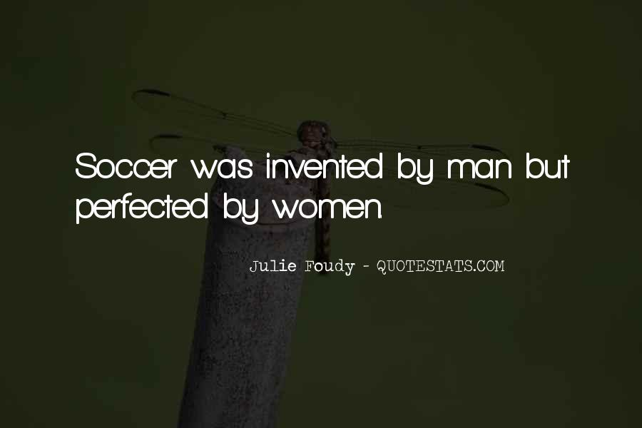 Foudy Quotes #304808