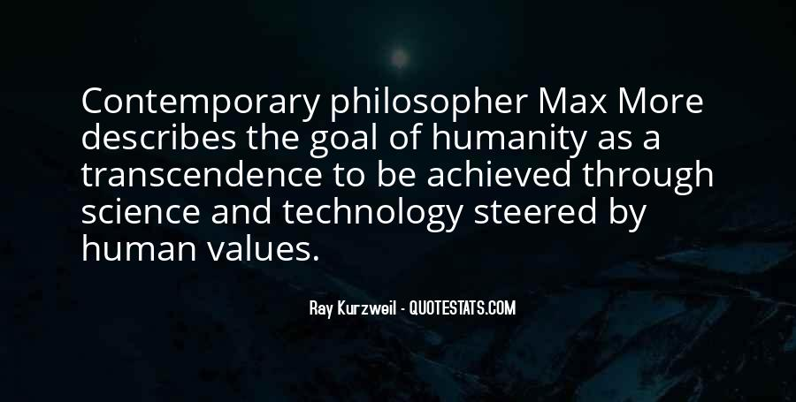 Quotes About Humanity And Science #1008501