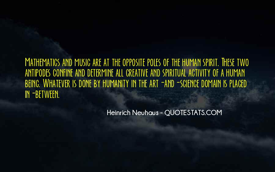 Quotes About Humanity And Science #1116078