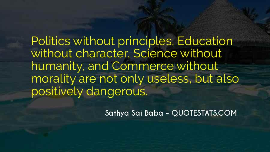 Quotes About Humanity And Science #1218590
