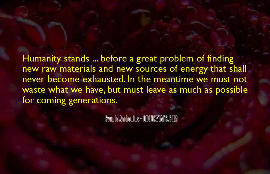 Quotes About Humanity And Science #1289644