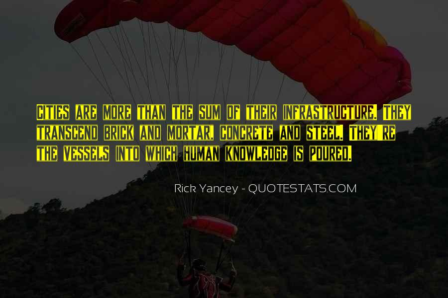 Quotes About Humanity And Science #1379786