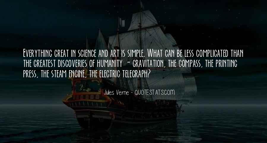 Quotes About Humanity And Science #1382867