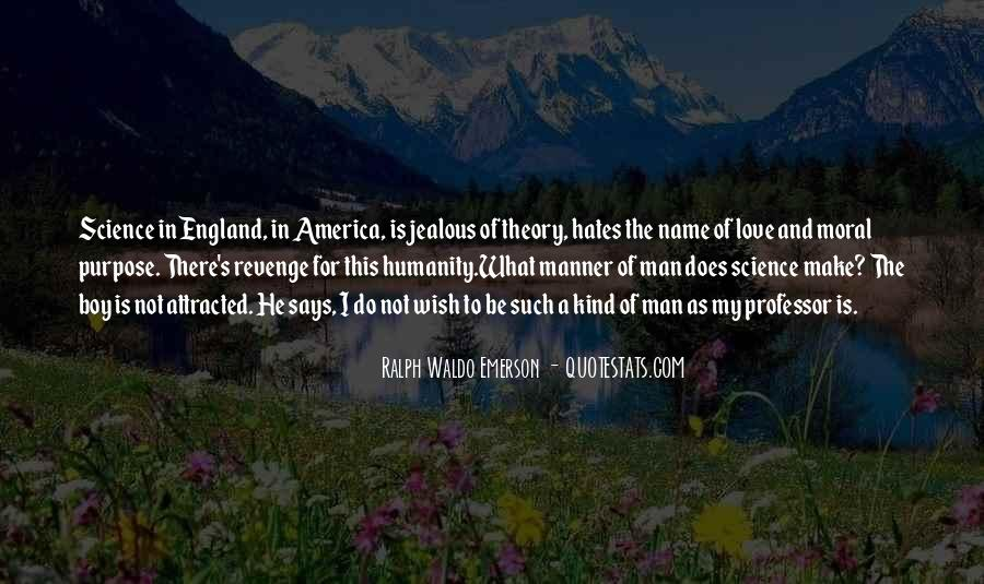 Quotes About Humanity And Science #1407883