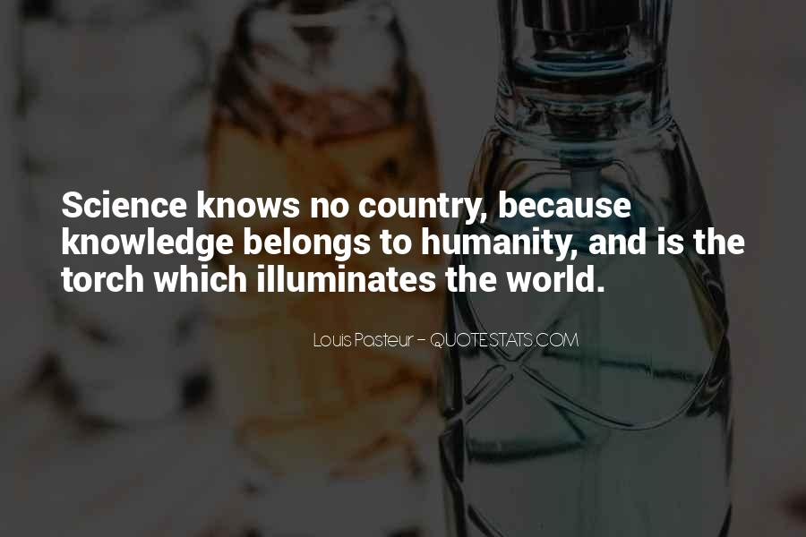 Quotes About Humanity And Science #1740161
