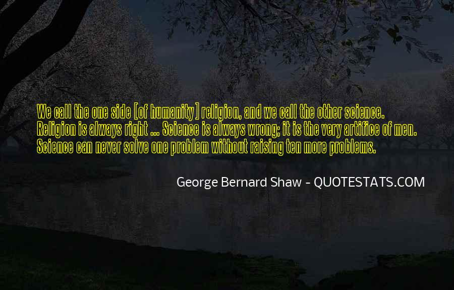 Quotes About Humanity And Science #1754084
