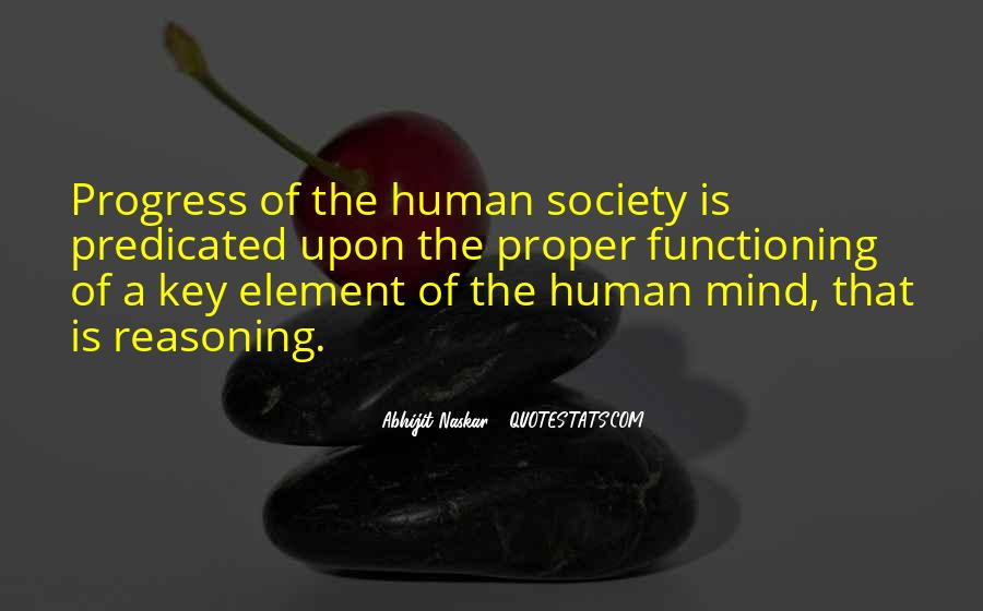 Quotes About Humanity And Science #1824776
