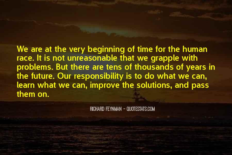 Quotes About Humanity And Science #1857864