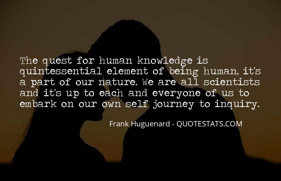Quotes About Humanity And Science #730065