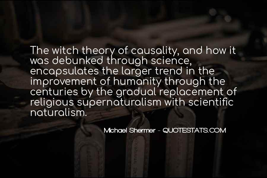 Quotes About Humanity And Science #731615