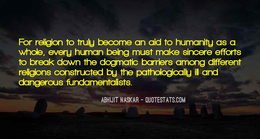 Quotes About Humanity And Science #966382