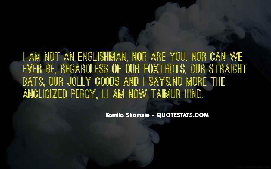 Foxtrots Quotes #1616084