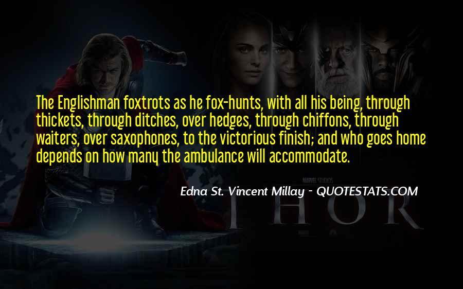 Foxtrots Quotes #497688